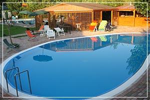 agriturismo cilento piscina grande